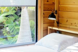 A bed or beds in a room at Azul Singular