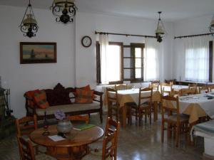 Εστιατόριο ή άλλο μέρος για φαγητό στο Hotel Tsagarada