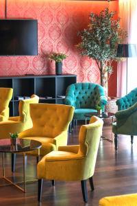 Hol lub bar w obiekcie Thon Hotel Orion