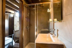 A bathroom at Mystic Hotel - Adults only