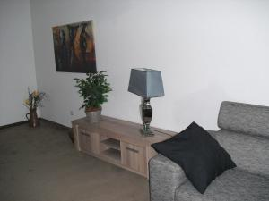 A seating area at First Class Residence
