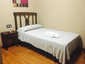 Cama o camas de una habitación en Hosteria Verahouse