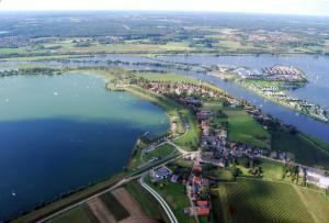 A bird's-eye view of De Oolderhof