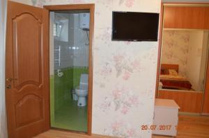 Ванная комната в Guesthouse Taymirskaya 12