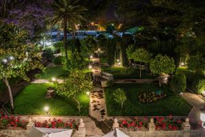 Vista de la piscina de Hotel Duques de Medinaceli o alrededores