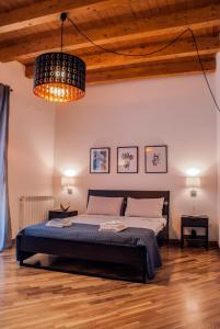 Un ou plusieurs lits dans un hébergement de l'établissement Vico San Basilio