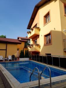 The swimming pool at or near Family Hotel Dalia