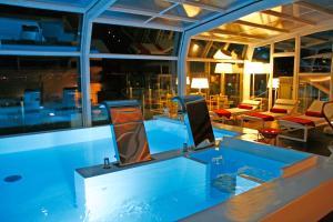 The swimming pool at or near Gran Hotel Nagari Boutique & Spa