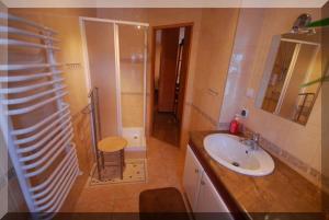Łazienka w obiekcie Vasco
