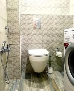 Ванная комната в Сибгата Хакима 50