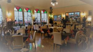 Un restaurante o sitio para comer en Trattoria Traversi