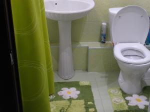 Ванная комната в Апартаменты Ленинский проспект
