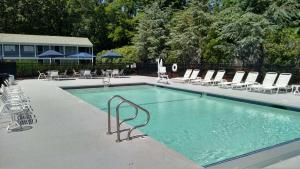 The swimming pool at or near Best Western Plus Cold Spring