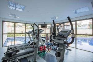 The fitness centre and/or fitness facilities at Samba Rio Convention