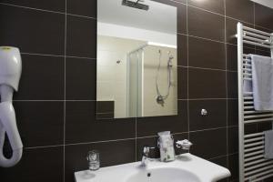 A bathroom at Residence Hotel Anna