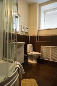 A bathroom at Prince Vladimir