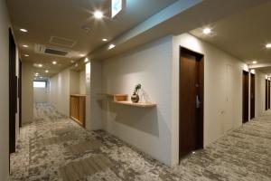 京都八條口相鐵弗雷薩經濟型酒店大廳或接待區