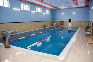 The swimming pool at or near Issam Hotel & Spa