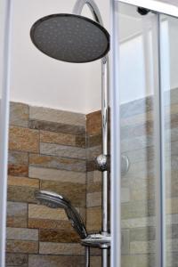 A bathroom at Il Rifugio d'aMare