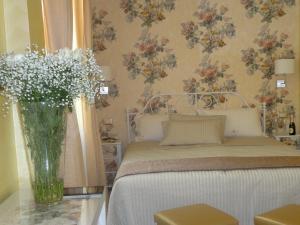 Cama o camas de una habitación en Cameo B&B