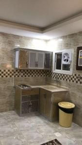 حمام في منازل الساهر للوحدات السكنية فرع 1