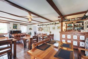 Лаундж или бар в Surikov Guest House