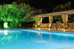 The swimming pool at or near Atrium Hotel Thassos