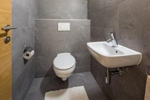 Ein Badezimmer in der Unterkunft Ferienraum Pfunds