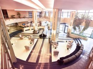 The fitness center and/or fitness facilities at Continental Forum Oradea