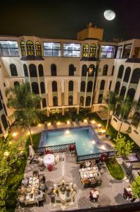 A view of the pool at Palais Ommeyad Suites & Spa or nearby