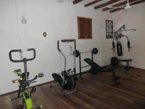 Gimnasio o instalaciones de fitness de Villa Escondida