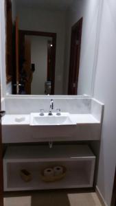 Um banheiro em Quintas de Sauipe Grand Laguna