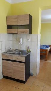 Łazienka w obiekcie Madera Mansion Wilczkowo
