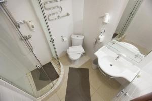 Ванная комната в Отель Гандвик