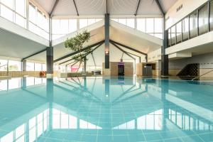 The swimming pool at or near Hôtel Le Biarritz