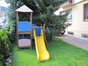 Children's play area at Hotel Garni Lawens