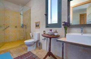 A bathroom at Finca Fuente Techada - Adults Only
