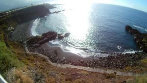 Vue panoramique sur l'établissement Villa Necho