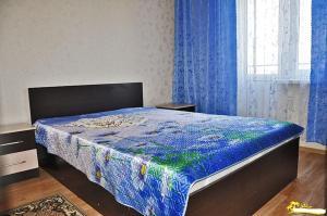 Кровать или кровати в номере Гостевой дом Южанка