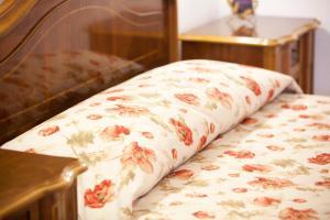 Säng eller sängar i ett rum på Anelia Boutique Studios & Apartments
