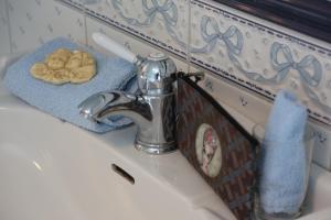 Ein Badezimmer in der Unterkunft B&B Chantery