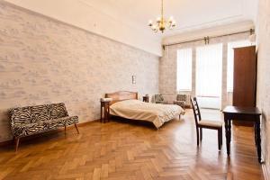 Ліжко або ліжка в номері 5 room apartment