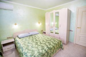 Кровать или кровати в номере Hotel ZET