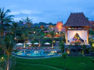 The swimming pool at or near Alaya Resort Ubud