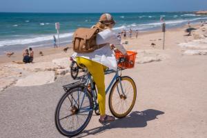 רכיבה על אופניים ב-מלון פורט תל אביב או בסביבה