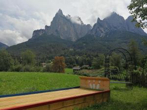 A general mountain view or a mountain view taken from the farm stay