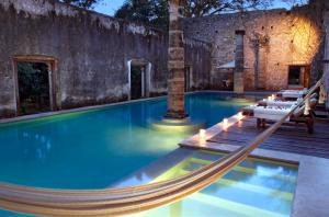 The swimming pool at or close to Hacienda Uayamon, a Luxury Collection Hotel, Uayamon
