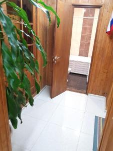 Ванная комната в Apartment at Karla Marksa 9