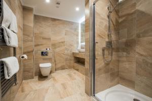 A bathroom at Gleddoch Hotel Spa & Golf, BW Premier Collection