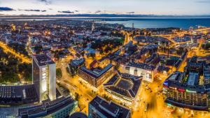 A bird's-eye view of Nordic Hotel Forum